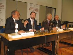 Il Presidente dell'Ordine introduce la relazione del Dr. Francesco Cubadda