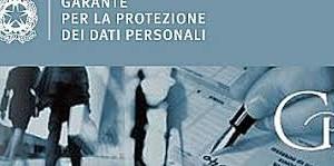 SANITA' e GARANTE PRIVACY (da Perelli Ercolini, in breve n. 12 del 24 marzo 2019)