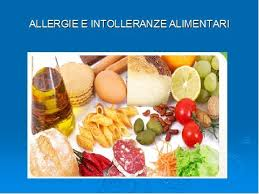 allergie intolleranze alimentari