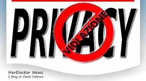 Certificati e accesso ai dati telematici, la normativa sulla privacy per l'utilizzo delle credenziali – Mmg multati dal garante della Privacy con 30.000 euro cadauno per non avere rispettato la normativa che prevede la conservazione in luogo sicuro delle credenziali che permettono l'accesso ai sistemi telematici (da DoctorNews33 del 30 luglio 2016)