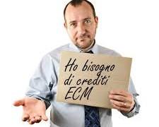 ECM – AUTOFORMAZIONE – è possibile maturare fino a 30 crediti a tutto il 2019 – UNA GUIDA