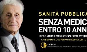 """""""Saremo curati da medici centenari"""" (da FNOMCeO del 17 aprile 2018)"""