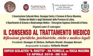 Medicina ma non solo medicina a Rocca Massima